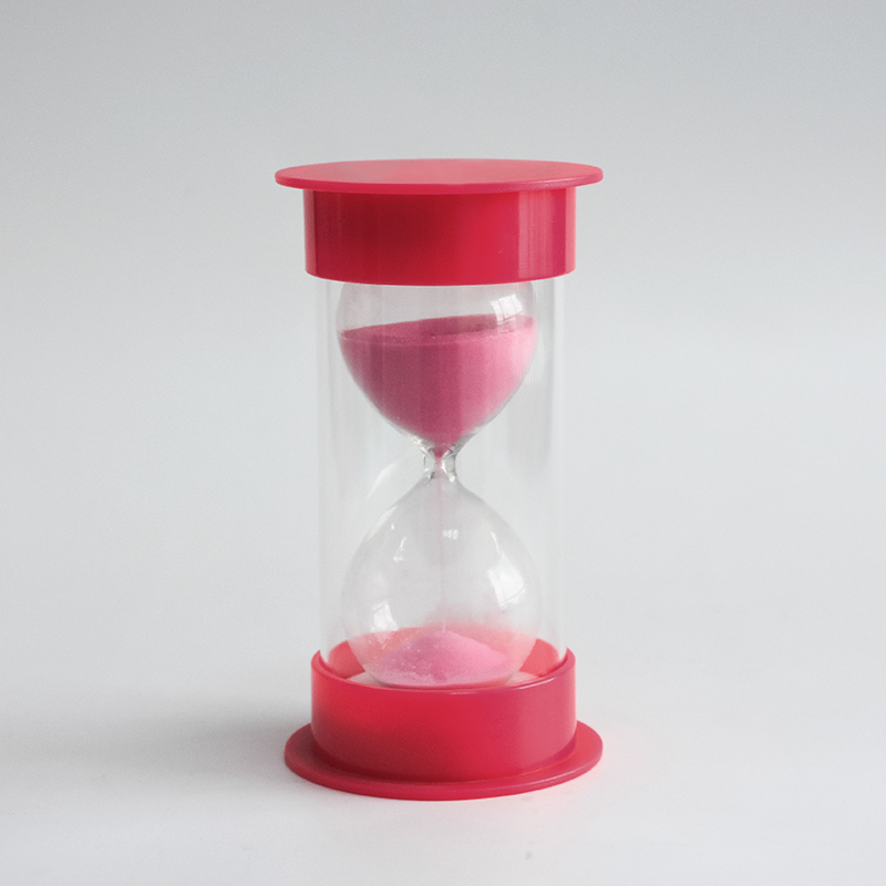 Plastic <strong>10</strong> Minute Toothbrush Sand <strong>Timer</strong> Hourglass With Different color