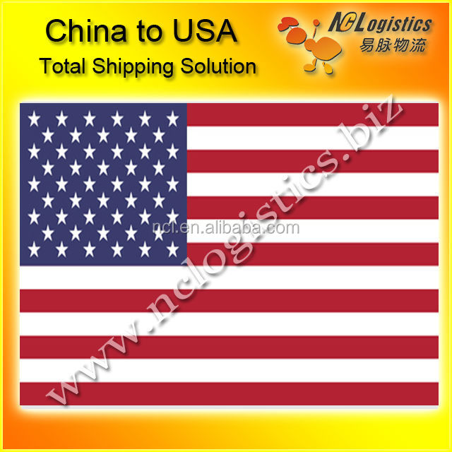 drop ship price from China to California