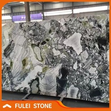 oyster white green onyx marble stone slab price
