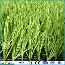 C shape 50mm pe yarn artificial soccer grass