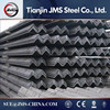 S235jr,ss400,s355jr prime high tensile black iron angle steel