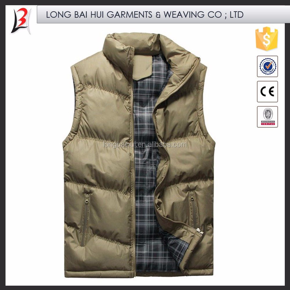 Newest High Performance Outdoor fashion men vest
