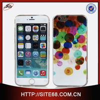 Popular Personality 3D Print TPU Cell Phone Case for Iphone 6