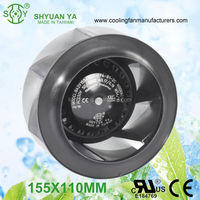 Asian Plastic Radial Centrifugal Dust Extraction Fan