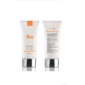 Sunscreen whitening lotion spf30