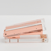 Deluxe Acrylic Rose Gold Stapler From