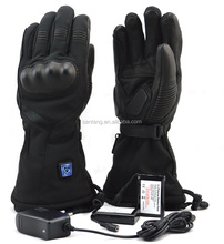 7.4V 2200mAh Lithium Battery Waterproof Heated Gloves for Fishing