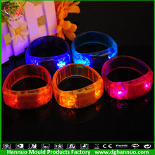 shock sensor lighting new smart 2015 best party led bracelet light up motion activated led wristband