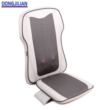 Car Shiatsu Rolling Portable Car Massage Seat Cushion With Heat