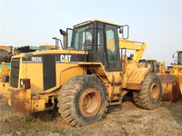 Used Japanese Cheap Wheel Loader 962G
