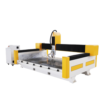 Cheap Multifunction Marble Granite Countertop Sink Hole Cutting Polishing Machine CNC Router Stone Carving Engraving Machine