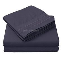 king comforter sets bedding Polyester bed sheet set