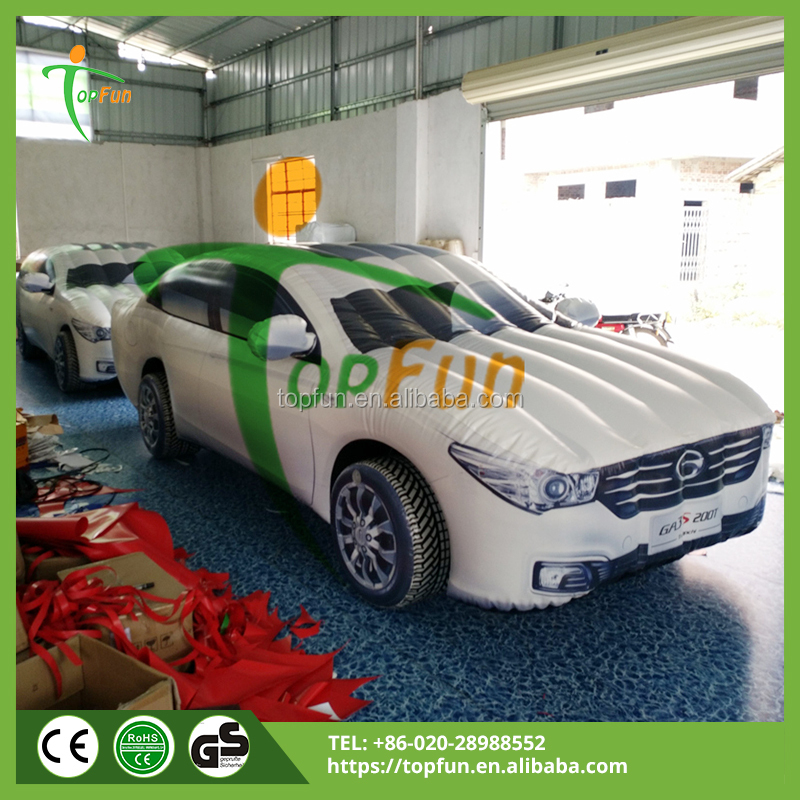 inflatable advertising car model, inflatable model car