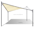 butterfly gazebo 13'x13' outdoor gazebo