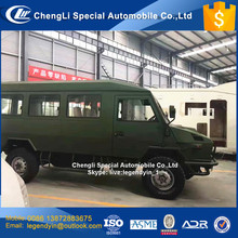 CLW luxury 4x4 off road all wheel drive comfortable motorhome RV for famaly traveling