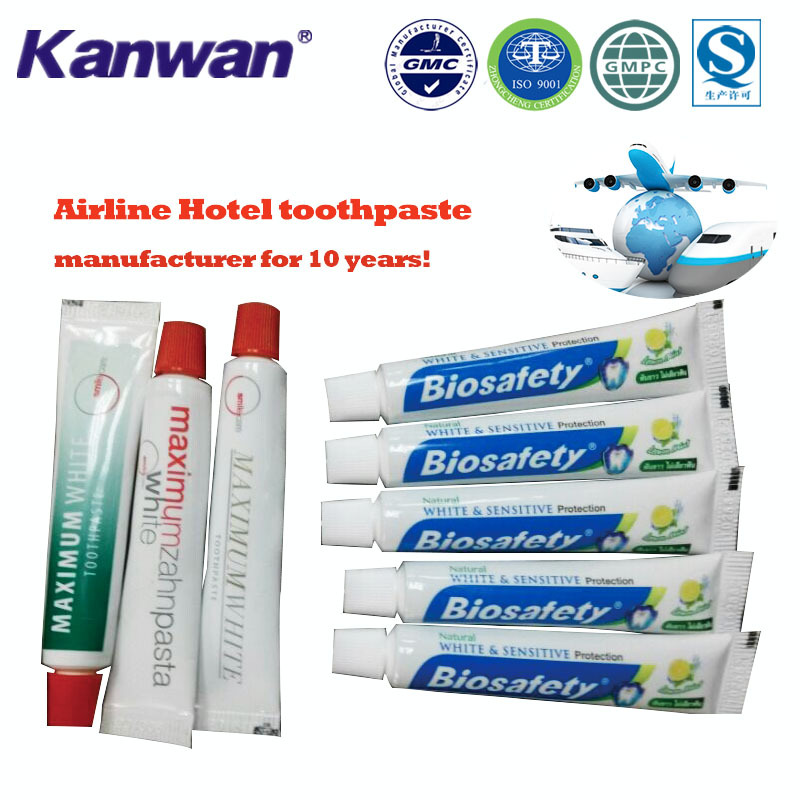 8g wholesale small toothpaste