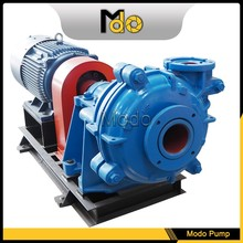 Horizontal electric mud pump for fish pond