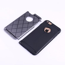 phone accessories mobile TPU Bumper Diagonal Stripes Case For iPhone 7