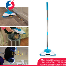 Hand Long Handle Plastic Broom Making Machine Sweeping Spin Broom