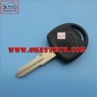 OkeyTech Opel transponder key with right blade ID40 chip for opel transponder key for opel