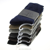 Factory Direct Hand Knitted Wool Socks Man Socks