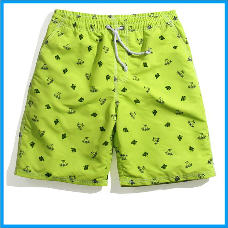 Bright Color Mens Shorts Stock, Mens Athletic Shorts