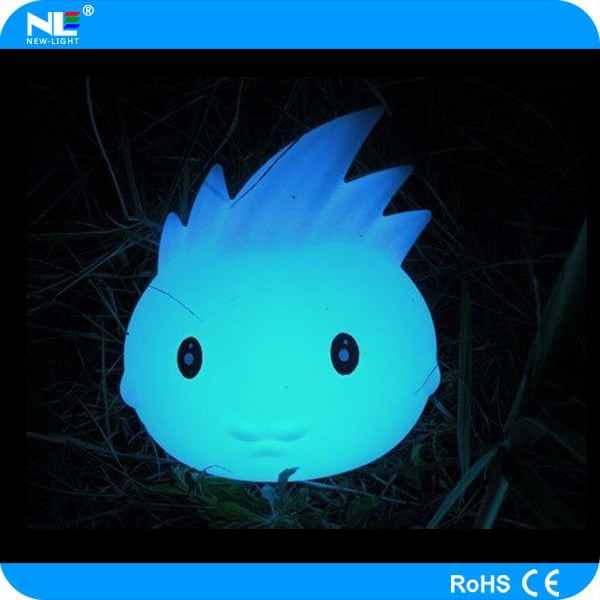 Modern rechargeable LED outdoor garden lighting garden solar light/ animal shaped solar garden lights
