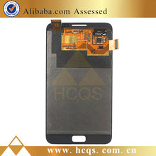 broken lcd for Samsung galaxy back cover ,Chinaese supplier for samsung note1 lcd for samsung note