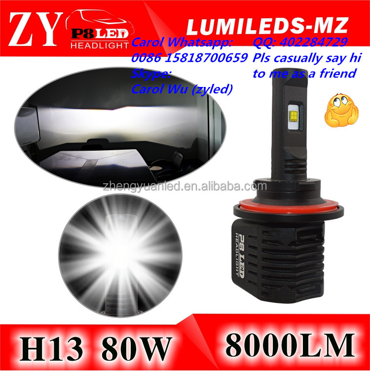 Best LED Xenon hid China Automobile motorcycle 9004 9007 h13 h4 h7 9012 h15 hb3 D1 D2 D3 D4 9011 9012 car led headlight canbus