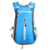 2016 hot selling hiking Backpack with running bladder hydration pack