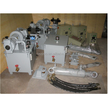 Cargo Ship hydraulic steering unit