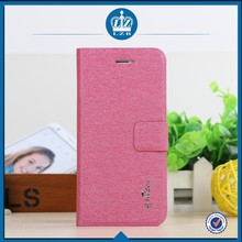 LZB Silk Grain Series PU Leather Mobile Phone Cell Phone Case For Huawei C8813