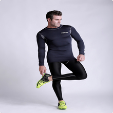 Quick dry spandex wholesale compression wear running shirt athletic apparel manufacturers