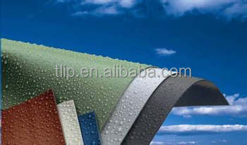 Polyolefin composite waterproof coiled material