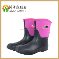 transparent rubber boots wholesale