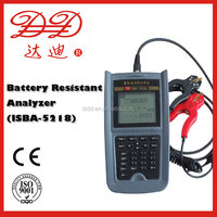 Battery internal resistance tester monitor