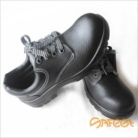 Buffalo leather PU work boots manufacturer china, guangdong work shoes, steel toe shoe SA-1119