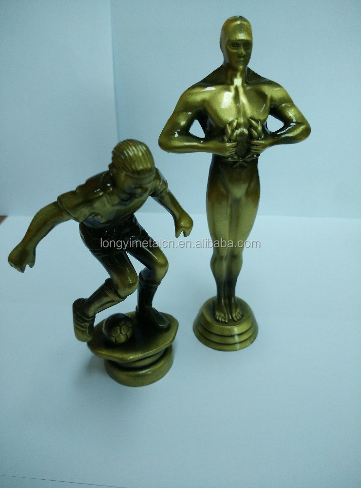 Religious Decoration Statue Metal Sports Trophy