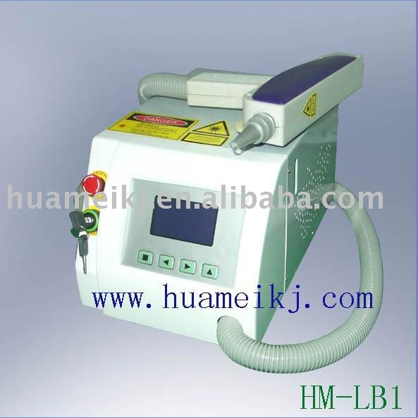 nd-yag laser tattoo removal equipment for beauty salon