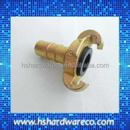 Euro style quick coupler hydraulic claw coupling