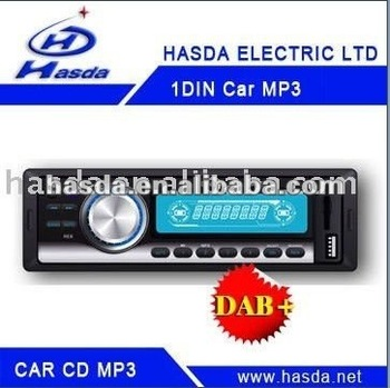 1 din Car DAB Radio Stereo with USB/SD MP3 player