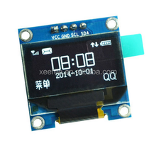 0.96 inch OLED display, 12864 LCD module, IIC interface module LCD12864