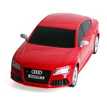 YD-2410 1:24 2.4G 4CH plastic Audi RS7 rc model car toys