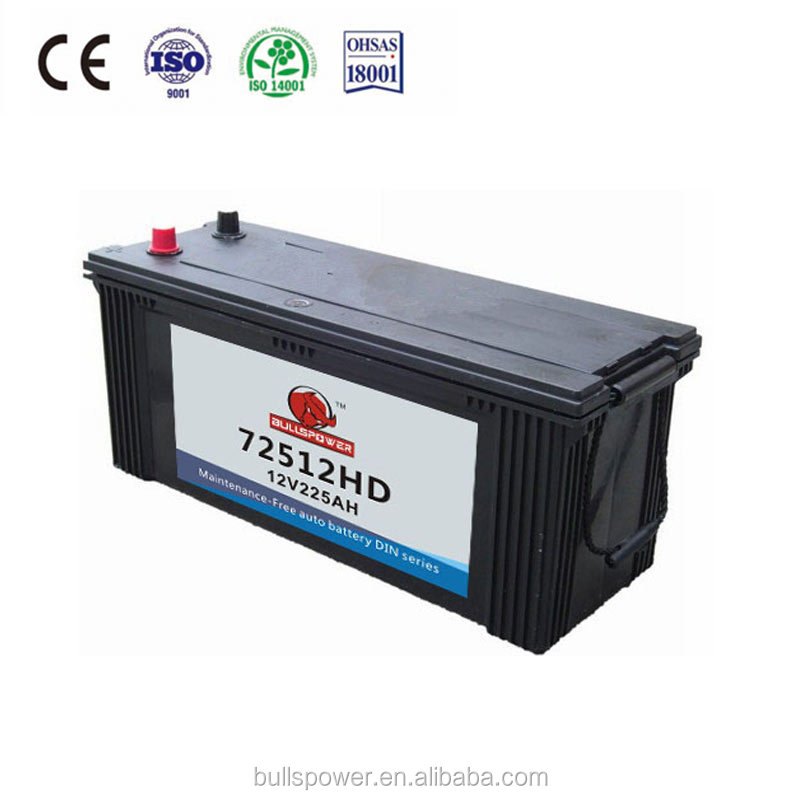 China checker auto rechargeable dry charged automotive batteries ns40l