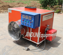 auto gas heater hot air blower for chicken houses