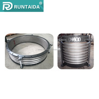 China Manufacturer Stainless Steel 304 316L Bellow Expansion Joint