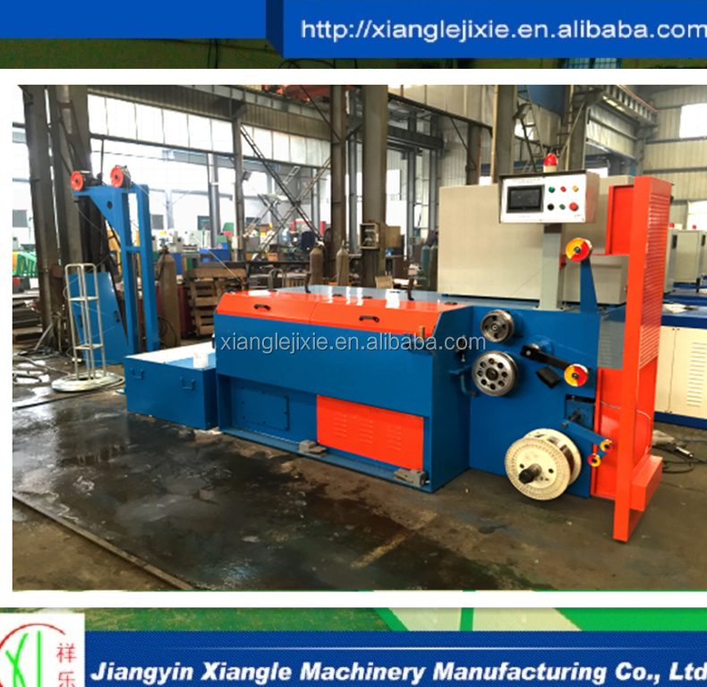CL-21D Galvanized High Carbon Steel Wire Drawing Machine