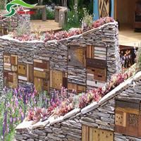 Custom Size exterior innovations wallcovering stonetile
