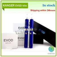 China Alibaba Wholesale kanger evod starter kit in stock fast shipping