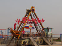 attraction park games amusement equipment pirate ship